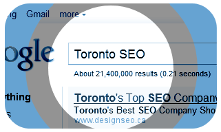 Pinpointed Toronto SEO